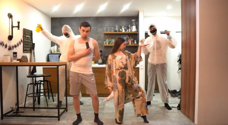 В Чебоксарах сняли карантинную пародию на Little Big