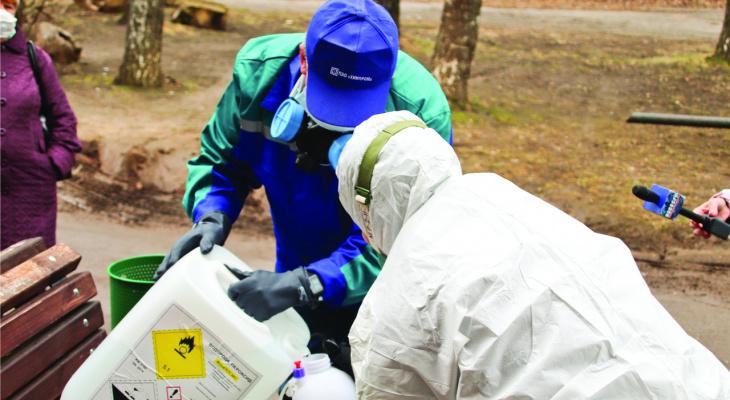 «Химпром» выпустил новое средство для защиты от вируса