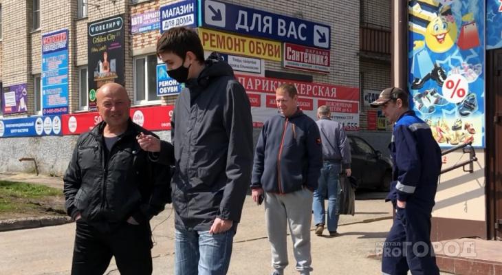 """Новочебоксарцы о масках: """"Маски нужно надевать болеющим"""""""