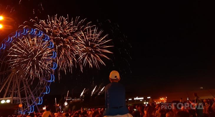 Будет ли в Чебоксарах салют на День Победы?