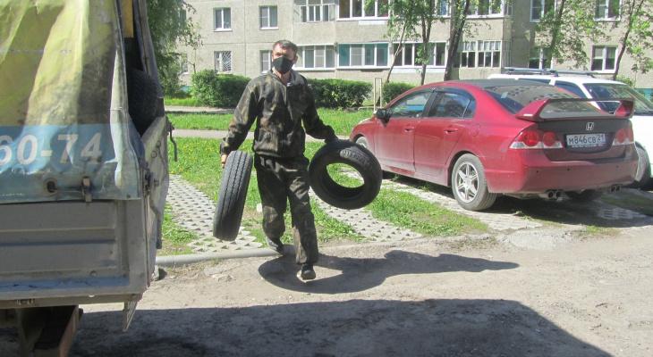 В Новоюжном районе освободили присвоенные парковки