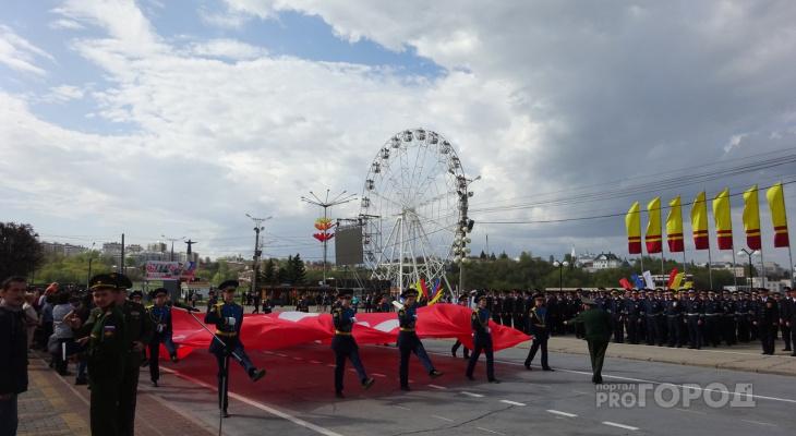 Путин назначил дату Парада Победы в 2020 году