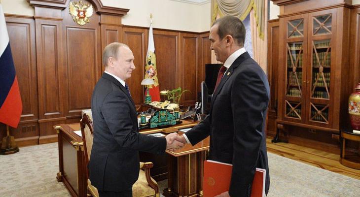 Игнатьев подал в Верховный суд на Путина