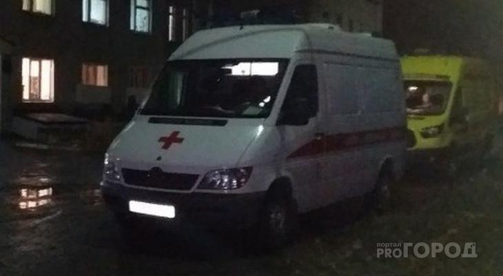 Пожар в чувашской деревне унес жизнь одного человека