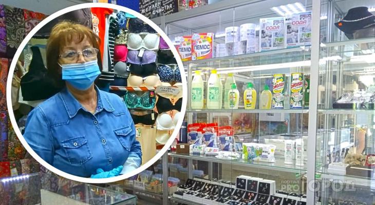 Торговцы одеждой и украшениями начали продавать белизну, чтобы работать в условиях пандемии