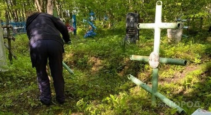 Власти Чувашии не собираются открывать кладбища к Троице