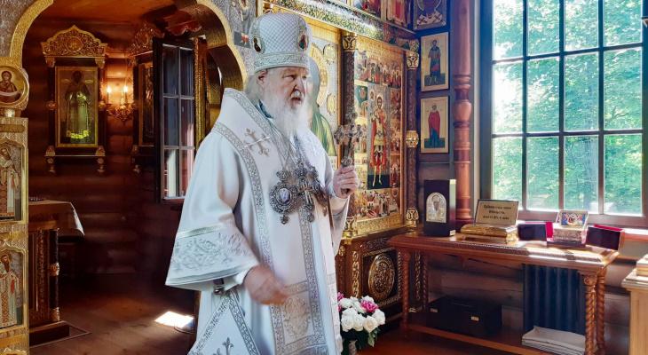 Патриарх выразил сожаление о смерти митрополита Чувашии