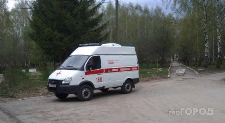 В деревне Айдарово сгорели два частных дома, есть погибший