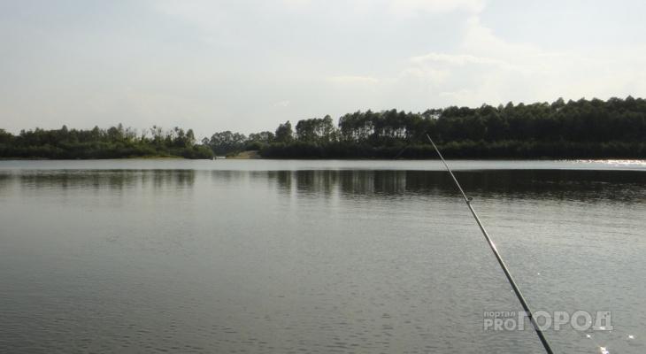 В Ибресинском районе рыбак нырнул в воду и не смог выплыть