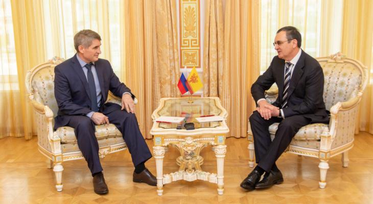 Николаев выдвинул Федорову предложение касательно Чувашии