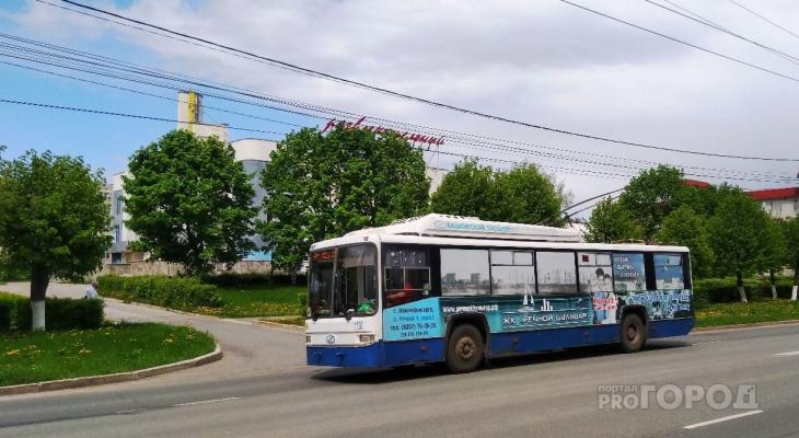 В Чувашии скоро появятся новые троллейбусы