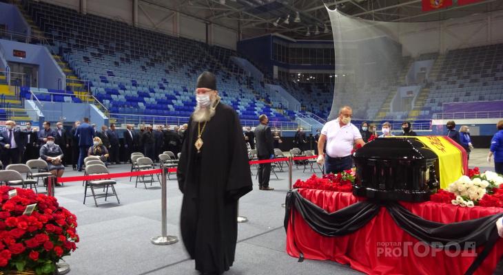"""Игнатьев звонил священнику из больницы: """"Я уже на финишной прямой..."""""""