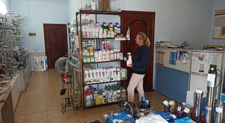Торговая марка  «Сидель»:  80 видов средств для уборки