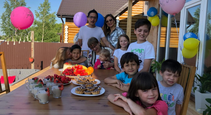Отец семерых детей рассказал об удобстве «Сбербанк Онлайн»