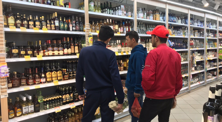 В Чувашии в один из выходных не будут продавать алкоголь