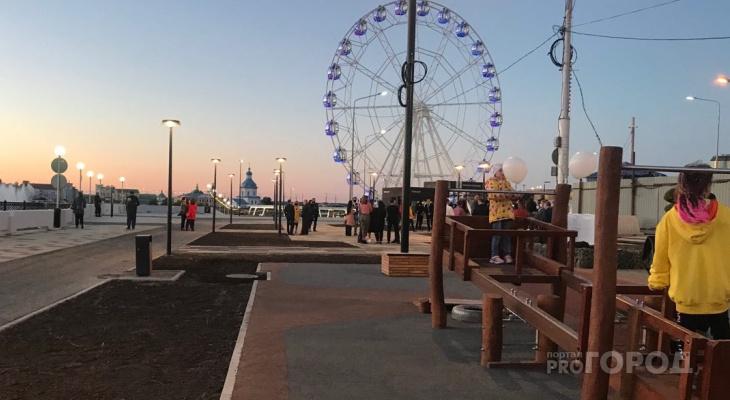 Власти все же дали добро на прогулки по Красной площади Чебоксар