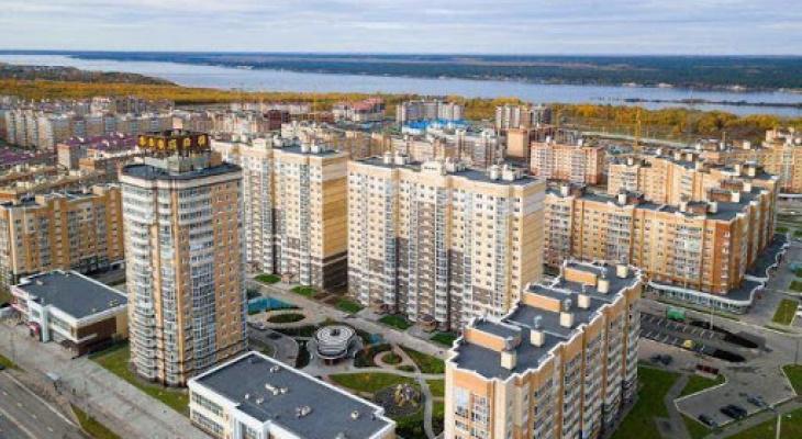 ВТБ в Чувашии финансирует строительство домов в микрорайоне Новый Город