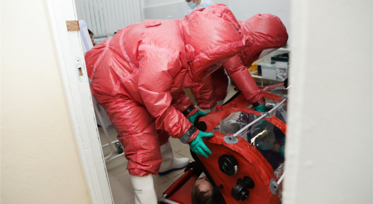 В каких районах Чувашии снова появились новые коронавирусные пациенты