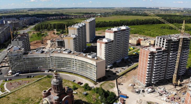 Новочебоксарцы смогут купить квартиру в новом районе по льготной ставке 6,1 %