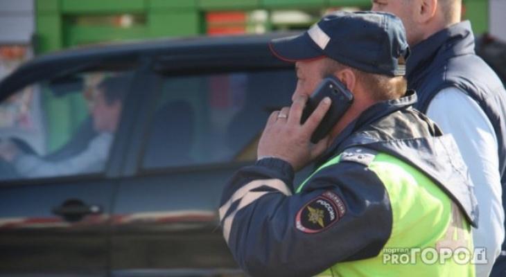 Житель Подмосковья восемь лет ездил с поддельными правами до встречи с инспектором из Козловки