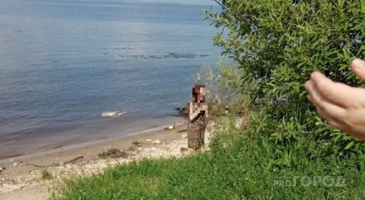 В Новочебоксарске на Волге обнаружили тело мужчины