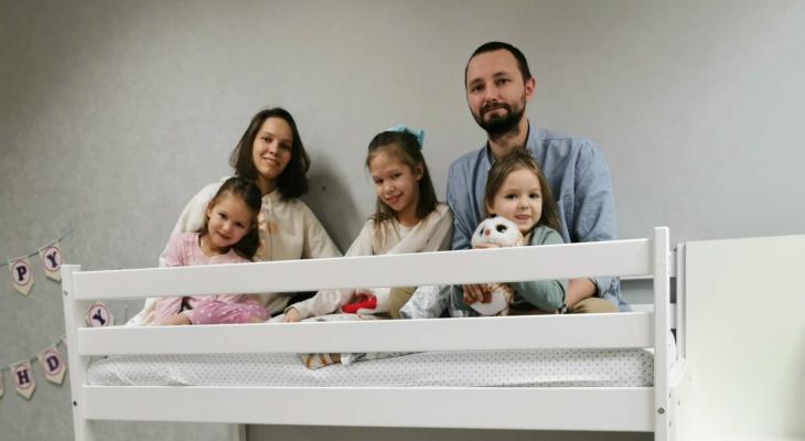 Чебоксарская компания две недели дарит матрасы при покупке двухъярусной детской кроватки