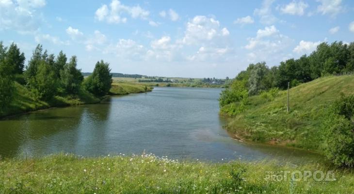 В Моргаушском районе за день утонули двое мужчин