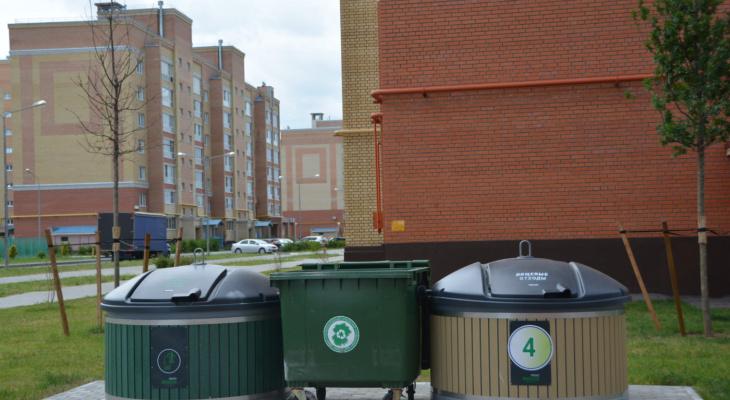 В Чувашии установили размер мусорного тарифа