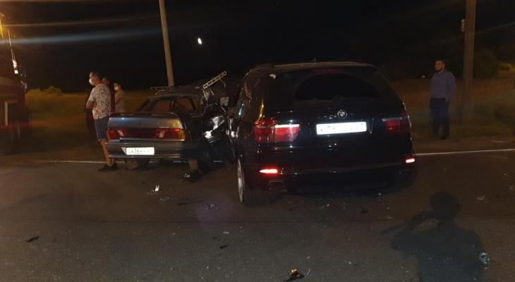 Два человека погибли в ДТП под Кугесями