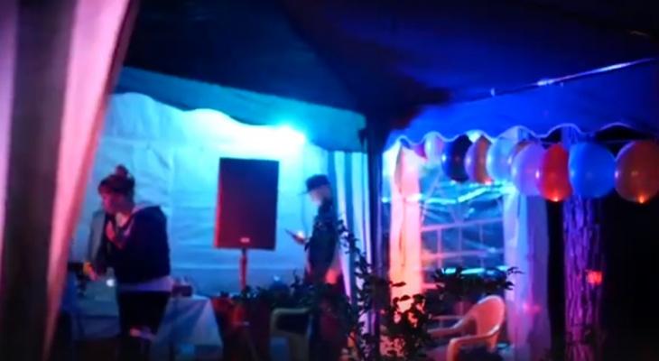 В Заволжье проводят подпольные дискотеки