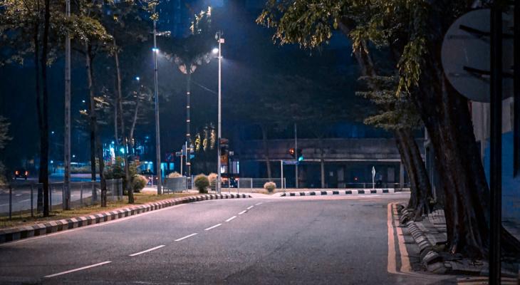 Уличные светодиодные прожекторы — назначение и виды