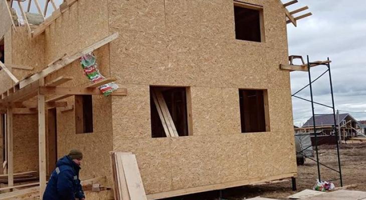 Чебоксарцам за три недели могут построить коттедж, который дешевле двухкомнатной квартиры
