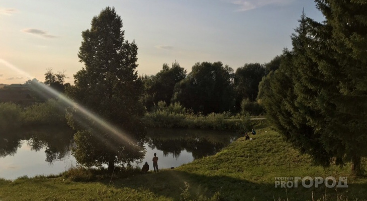 В Чебоксарском районе утонул мужчина