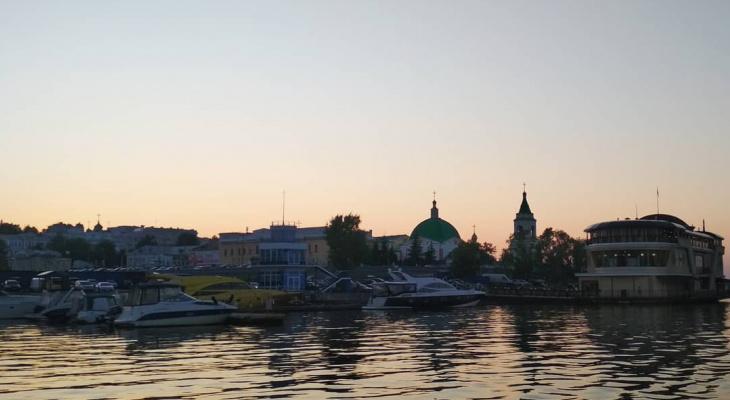 Яхт-клуб, вейк-парк и кайтинг: какие виды водного спорта планируют развивать в Чувашии