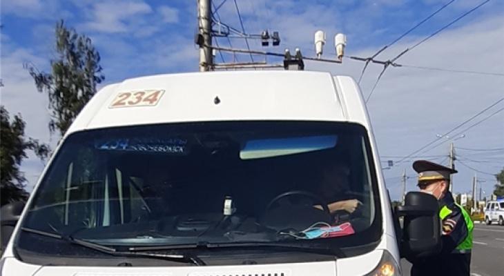 Спецгруппа масочного режима проверила 23 автобуса Чебоксары – Новочебоксарск