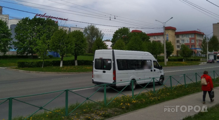 Минтранс Чувашии выпускает на маршрут автобусы, которые не соответствуют требованиям