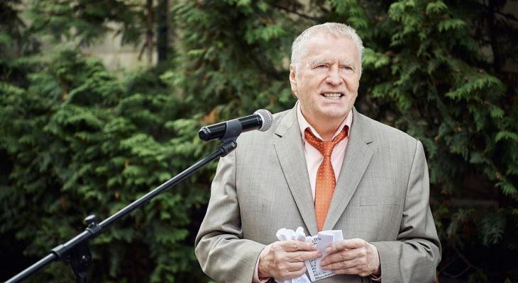 Владимир Жириновский стал кандидатом в депутаты Чебоксарского горсобрания