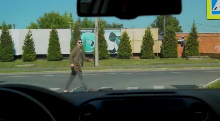 К чему приводит превышение скорости и невнимательность пешехода?