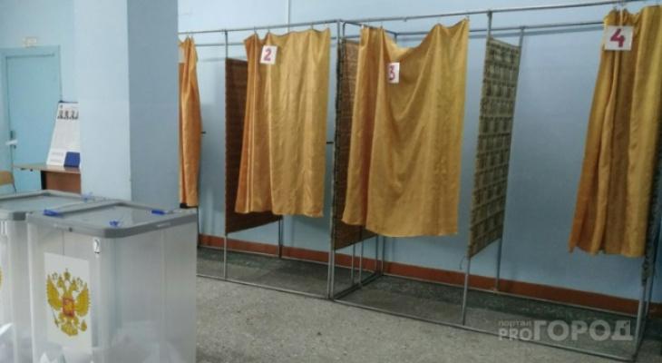 В Чувашии открылись 1156 избирательных участков