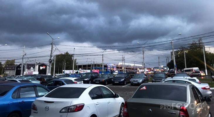 В Чебоксарах оштрафовали 31 автолюбителя, которые решили бесплатно припарковаться