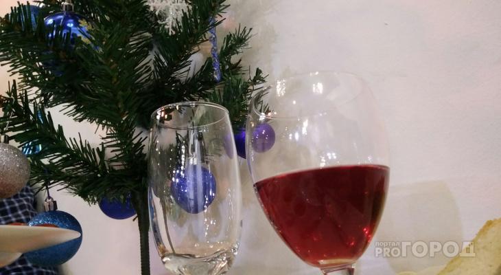 40 % опрошенных жителей Чувашии поддержали ограничение продажи алкоголя на новогодних праздниках