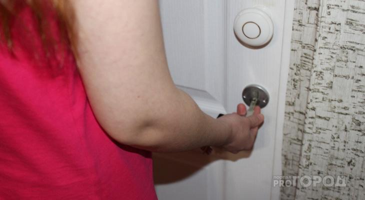 Чебоксарка в ожидании дочери-школьницы не заперла дверь и лишилась iPhone