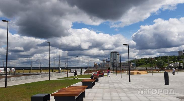 Красную площадь Чебоксар будут озеленять по московской концепции