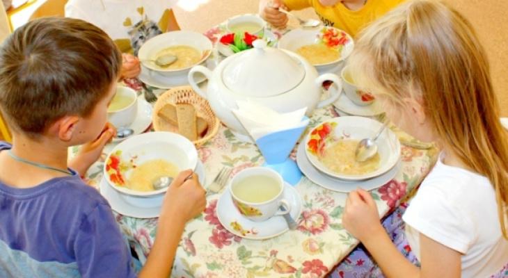 Чебоксарских детсадовцев стали кормить новыми блюдами