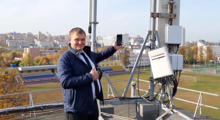 Высокоскоростной интернет пришел еще в 18 населенных пунктов Чувашии