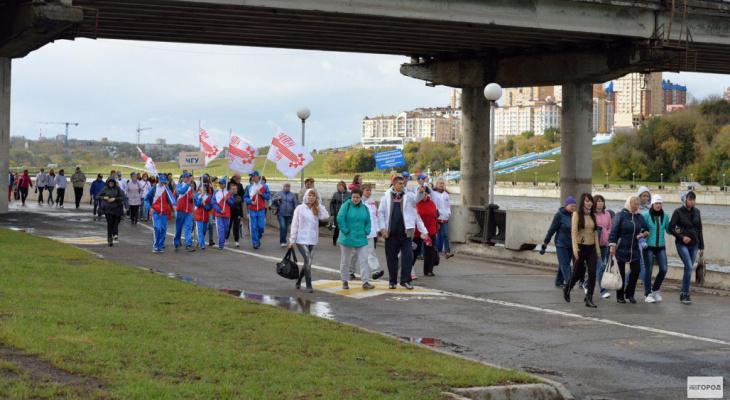 Жителей Чувашии призывают отправиться на Всероссийский день ходьбы