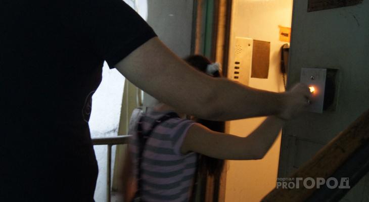 Чебоксарец зашел в лифт вместе с 9-летней девочкой и совершил преступление