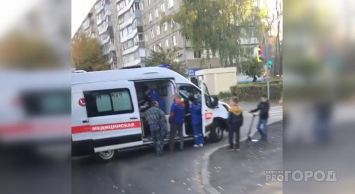 15-летний школьник пострадал в ДТП в Новоюжном районе
