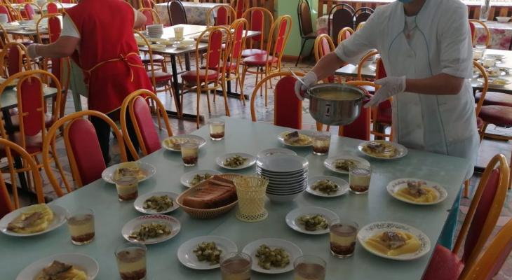 Власти Чувашии обещают выезжать на каждую жалобу по маленьким порциям обедов в школах