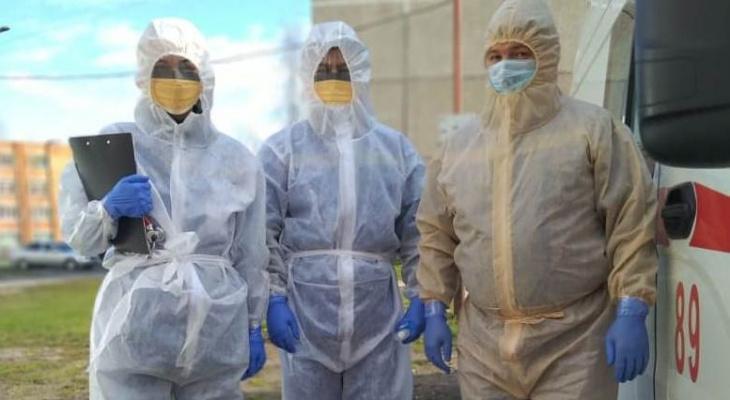 Вторник: снова прирост зараженных COVID-19 в Чувашии 30+